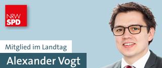 Logo: Alexander-Vogt